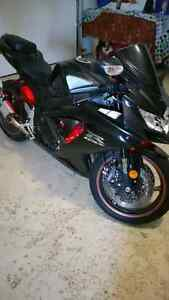 2010 suzuki gsxr 750 need gone asap!!!!