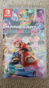 Mario Kart 8 Deluxe for Switch