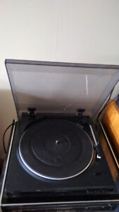 OPTIMUS LAB 1100 FULLY AUTOMATIC TURNTABLE