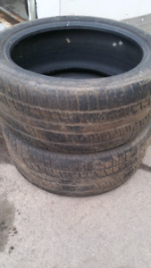 Used tires 275/40/20