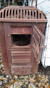 Wood Heater or Fireplace