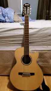 Ibanez guitar acoustic electric