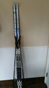 Fisher XC Skis