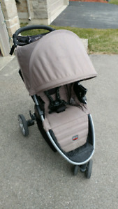 Britax B-Agile Stroller and Carseat with base