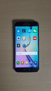 Samsung S6 Edge , Unlocked, Wind compatible, Mint condition
