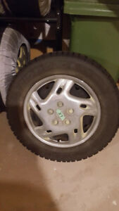 16 inch Winter Tires on rims for GM cars