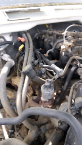 4.8 liter LS engine