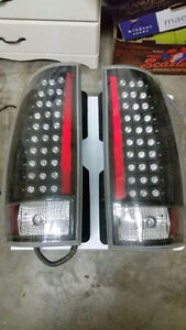 07-2012 Chev/GMC/Cadillac LED Tail lights