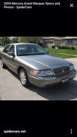 Mercury grand marquis SPECIAL BLACK FRIDAY