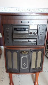 TEAC 1960's Style Record/CD/Cassette/Radio Player