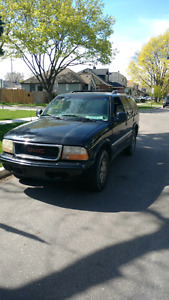 For sale gmc jimmy as is