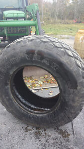 Tractor Turf Rear Tires - 16.9-24