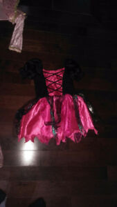 Halloween Costume - Little Witch Dress - Age 5 years