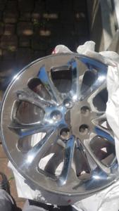 "4 Mags 17"" 5x115 pour Chrysler 300"