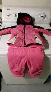 3T 2 in 1 snowsuit