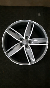 5x114 Rims for Audi/VW (2 ONLY)