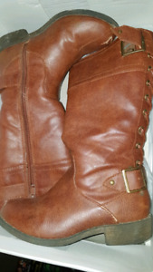 Madden girl riding boot 10