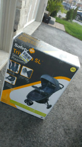 Safety 1st Trivecta SL stroller New in Box $100