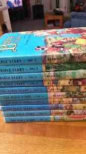 The Bible Story Books