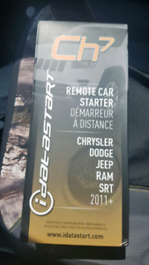 Compustar remote vehicle starter