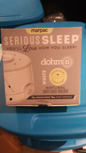 Sleep White Noise Machine with Nightlight