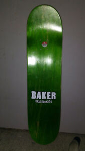 Baker skateboard Pro deck Riley Hawk (brand new)