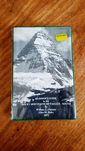 Climber's Guide to the Rocky Mountains - '73 American Alpine ed.