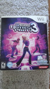 Wii game.