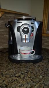 SAECO Expresso and cappuccino Machine