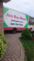 JIM`S BOY MOVERS OFFER SPECIAL DEALS FOR SENIOR & STUDENTS