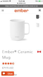 "Ember "" Bluetooth"" mug. New - never opened."