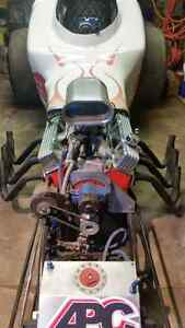 23t altered dragster