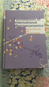 Foundations of International Macroeconomics by Maurice Obstfeld