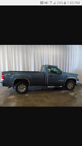 2008 GMC Sierra 1500 Sl Coupe (2 door)