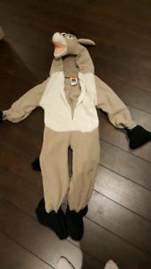Donkey Halloween costume shrek
