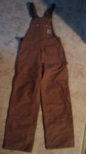 Carhartt Overall size 30/30