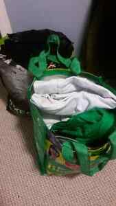2 bags full of great condition womens clothing!