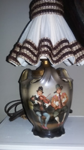 __________  Antique Bavarian Porcelain Set