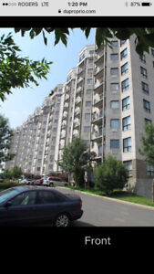 A beautiful waterfront 41/2 Condo for RENT in Brossard