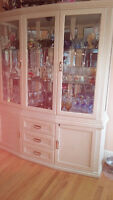 Buffet/Table Console/Table Salon Canadiens