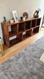 Sheesham or indian Rosewood cabinet/ bookcase