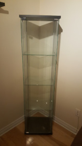 Display Cabinet with delivery if needed