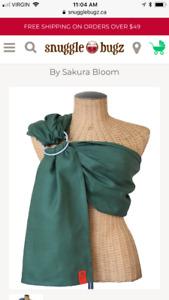 Sakura bloom ring sling