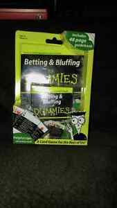 Betting and bluffing for dummies Windsor Region Ontario image 1