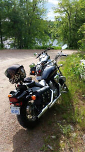 2003 Honda Shadow VLX 600