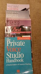 Piano and voice books of various levels Cambridge Kitchener Area image 6