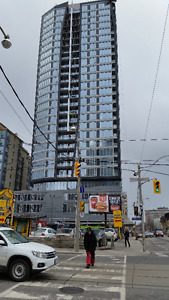 Downtown Core ! Brand New 1Bed+1Den, 68 Shuter St, Available NOW