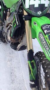 kawasaki kx 250 2012