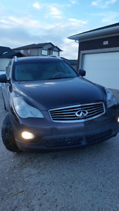 2010 Infiniti EX35 AWD SUV, REDUCED PRICE