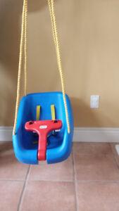 Baby-Toddler Swing